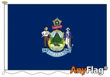 MAINE ANYFLAG RANGE - VARIOUS SIZES